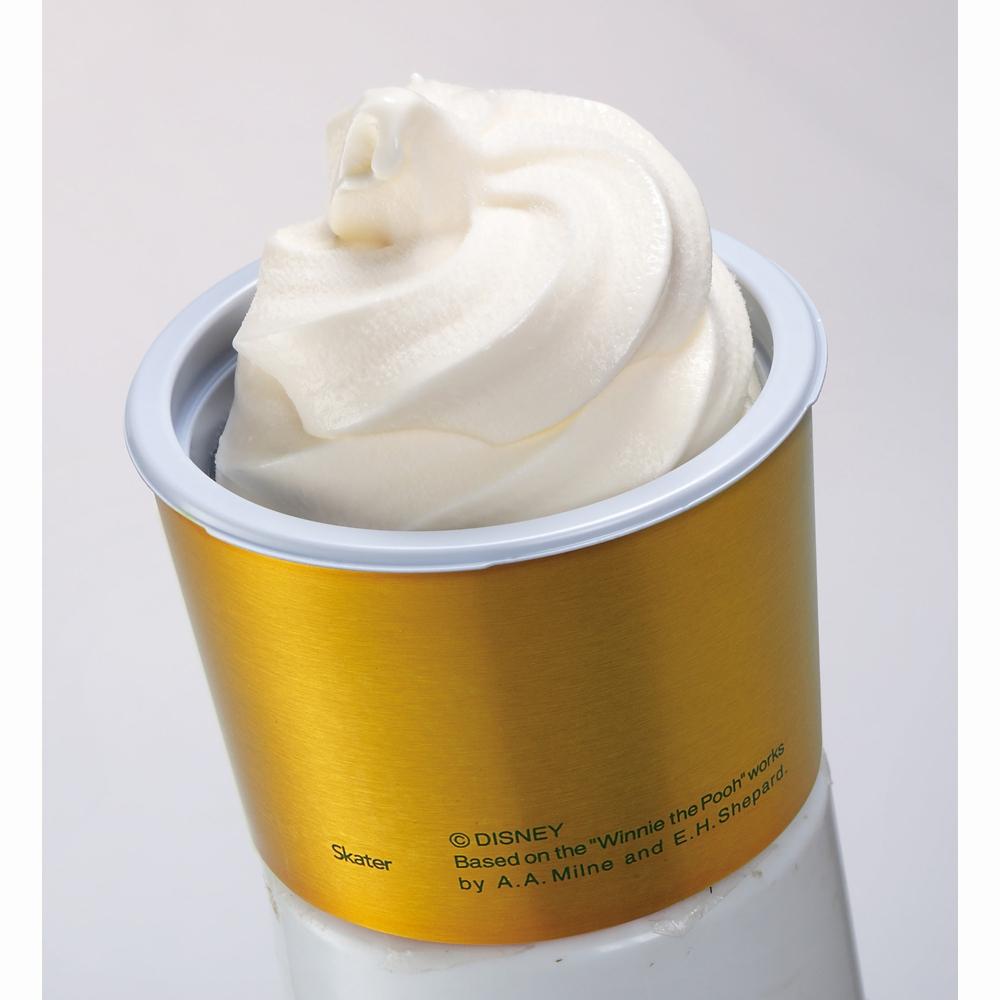 ミニカップ用アイスクリームカップ くまのプーさん  STIC1
