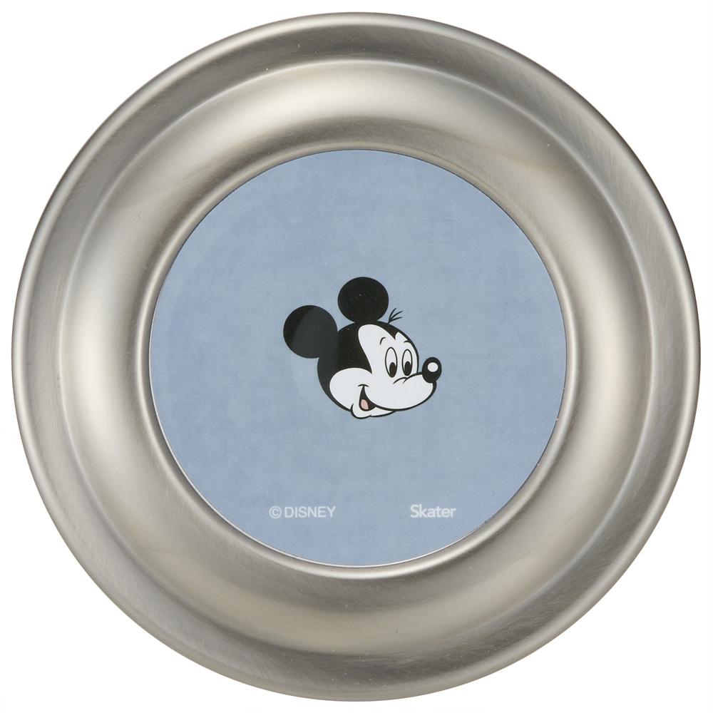 抗菌真空ステンレスランチボックス[総容量600ml] ミッキーマウス スモーキーカラー STLB1AG