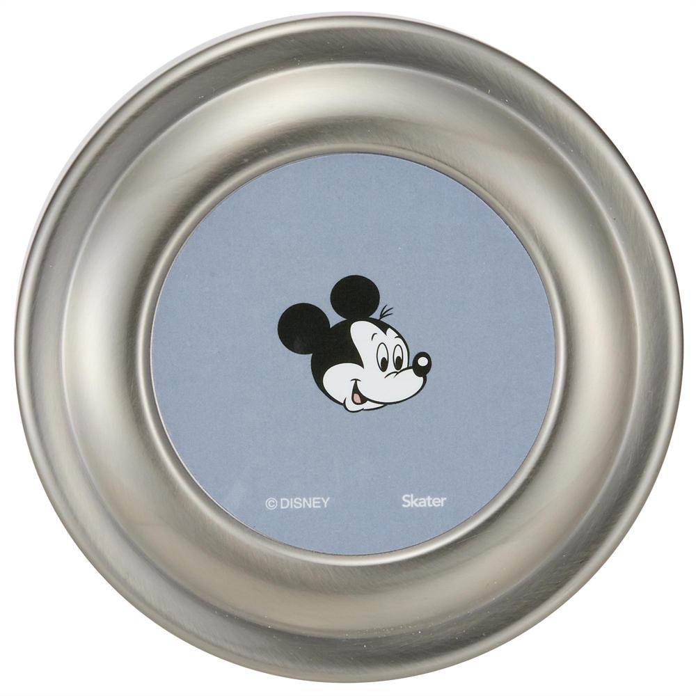 抗菌真空ステンレス丼ランチジャー[総容量:550ml] ミッキーマウス スモーキーカラー STLBD6AG