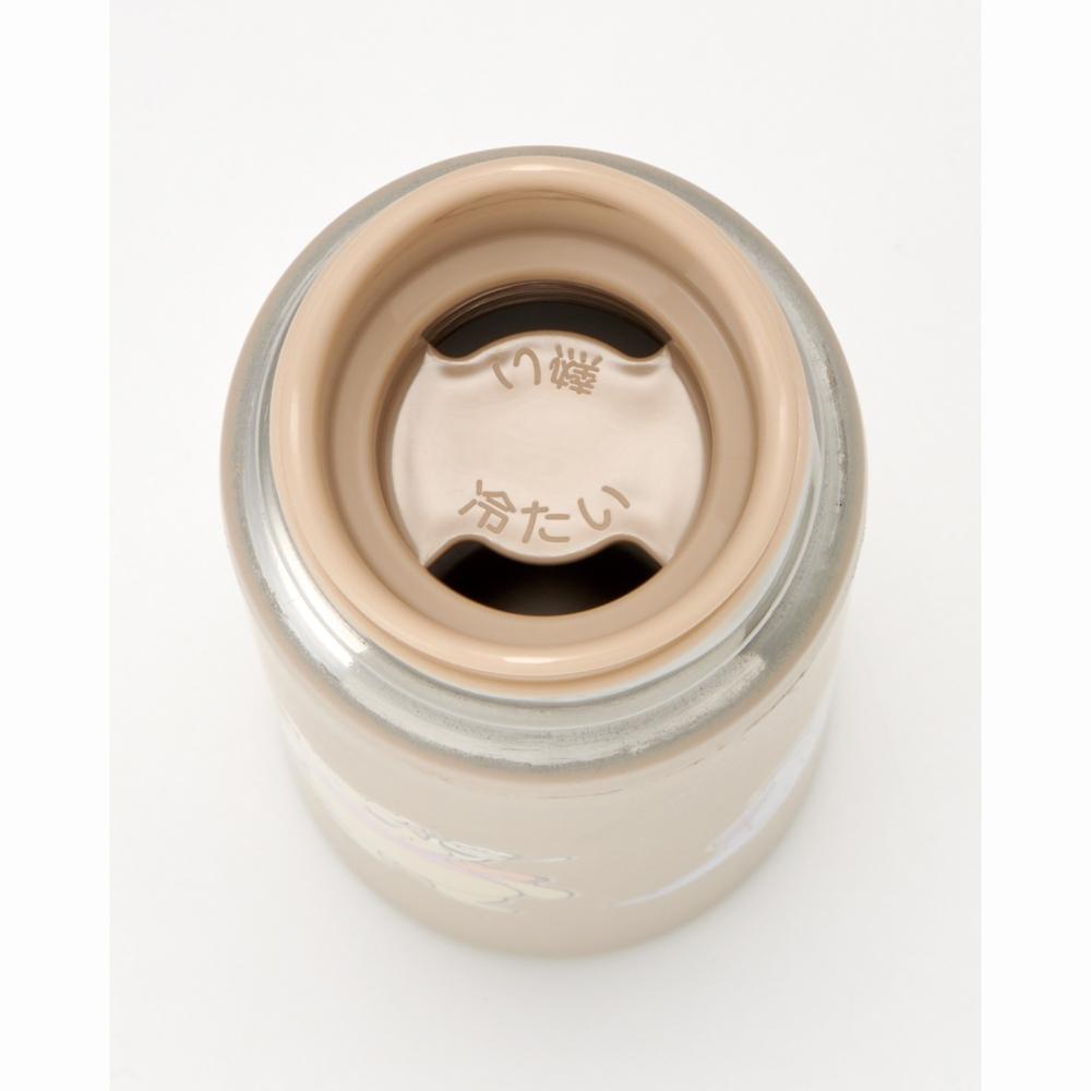 プチステンレスマグボトル[160ml] くまのプーさん スモーキーカラー SMBC1BL