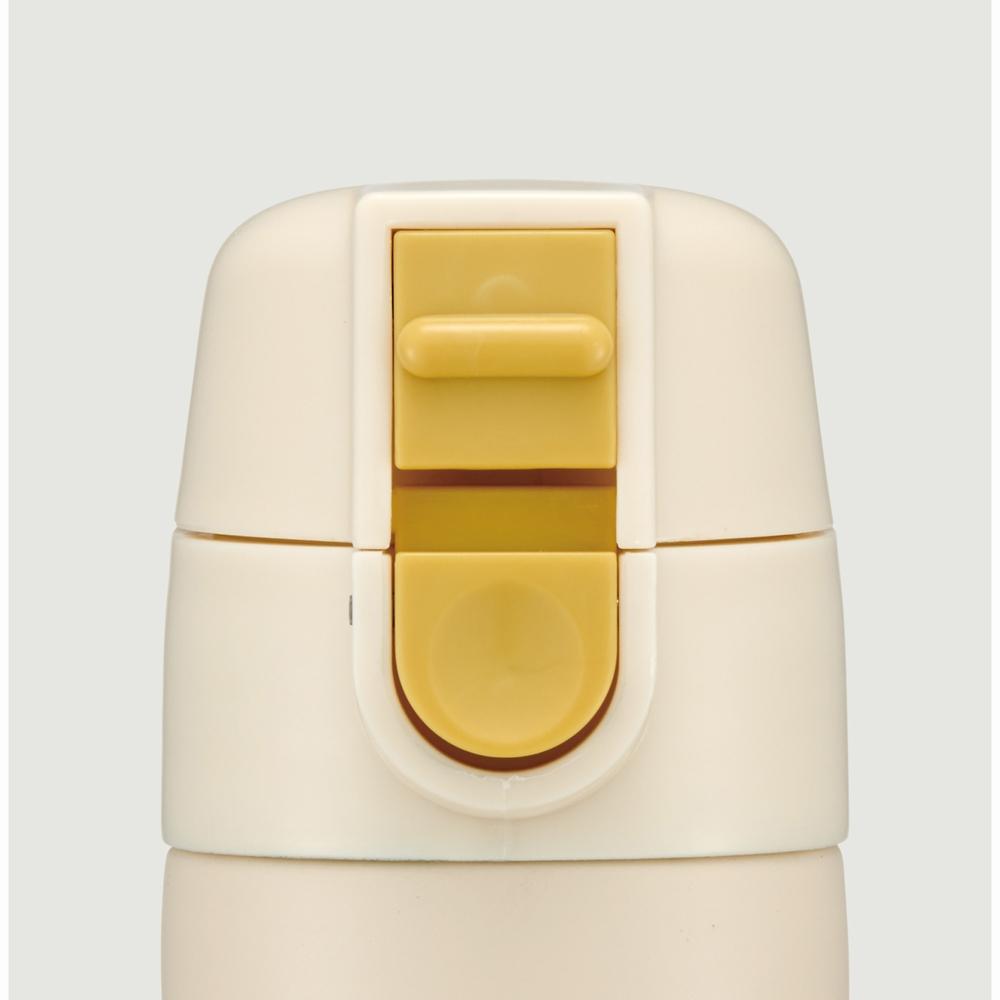 ロック付きワンプッシュプチステンレスマグボトル[180ml] くまのプーさん スモーキーカラー SMBC1DL