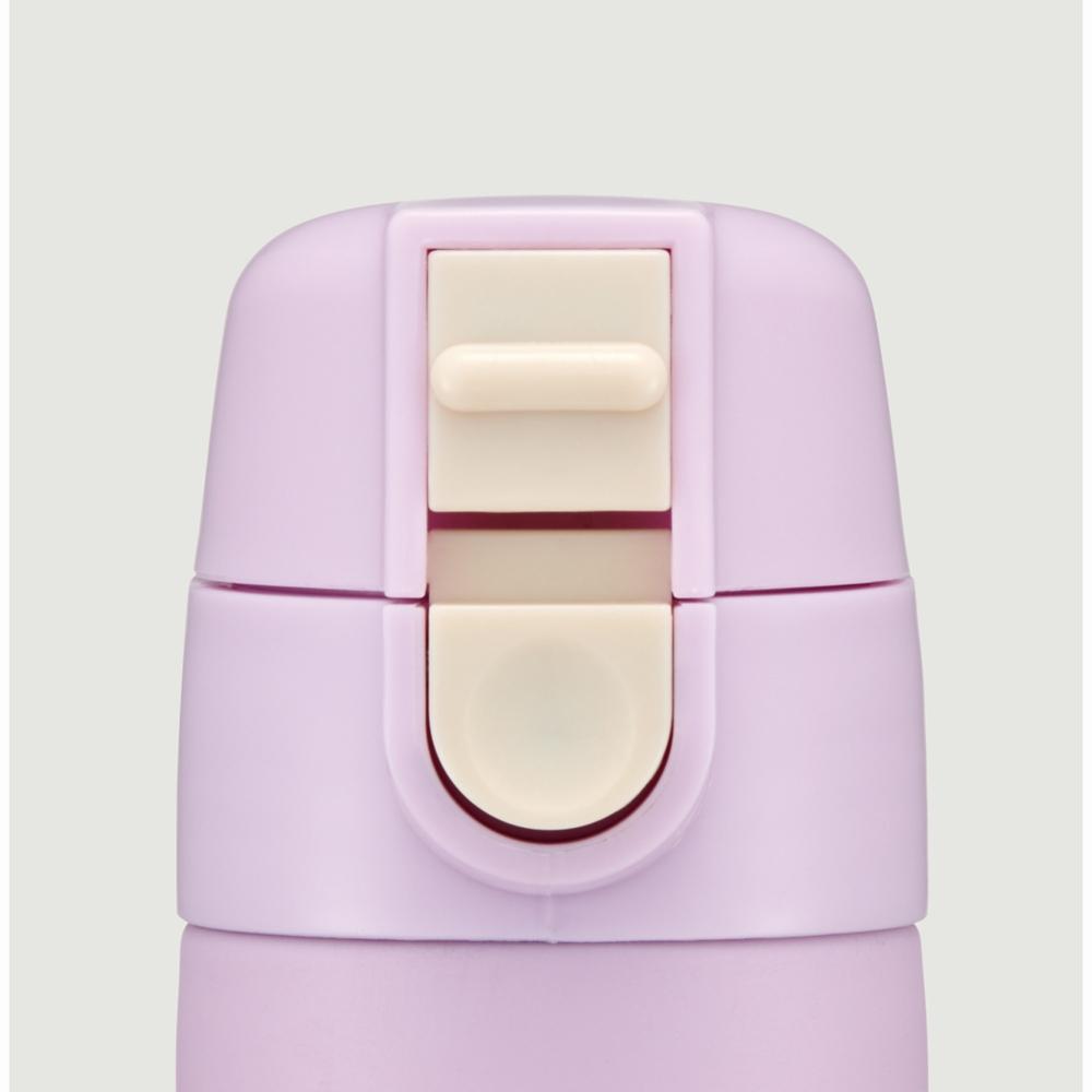 ロック付きワンプッシュプチステンレスマグボトル[180ml] チップ&デール スモーキーカラー SMBC1DL