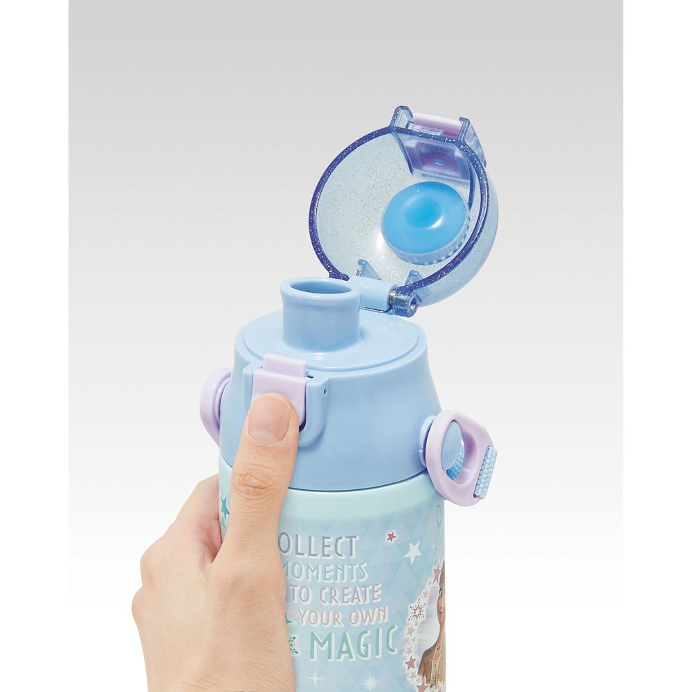 アナと雪の女王 22 ロック付き ワンプッシュ ダイレクトステンレスボトル[580ml]超軽量コンパクトタイプ SDC6N