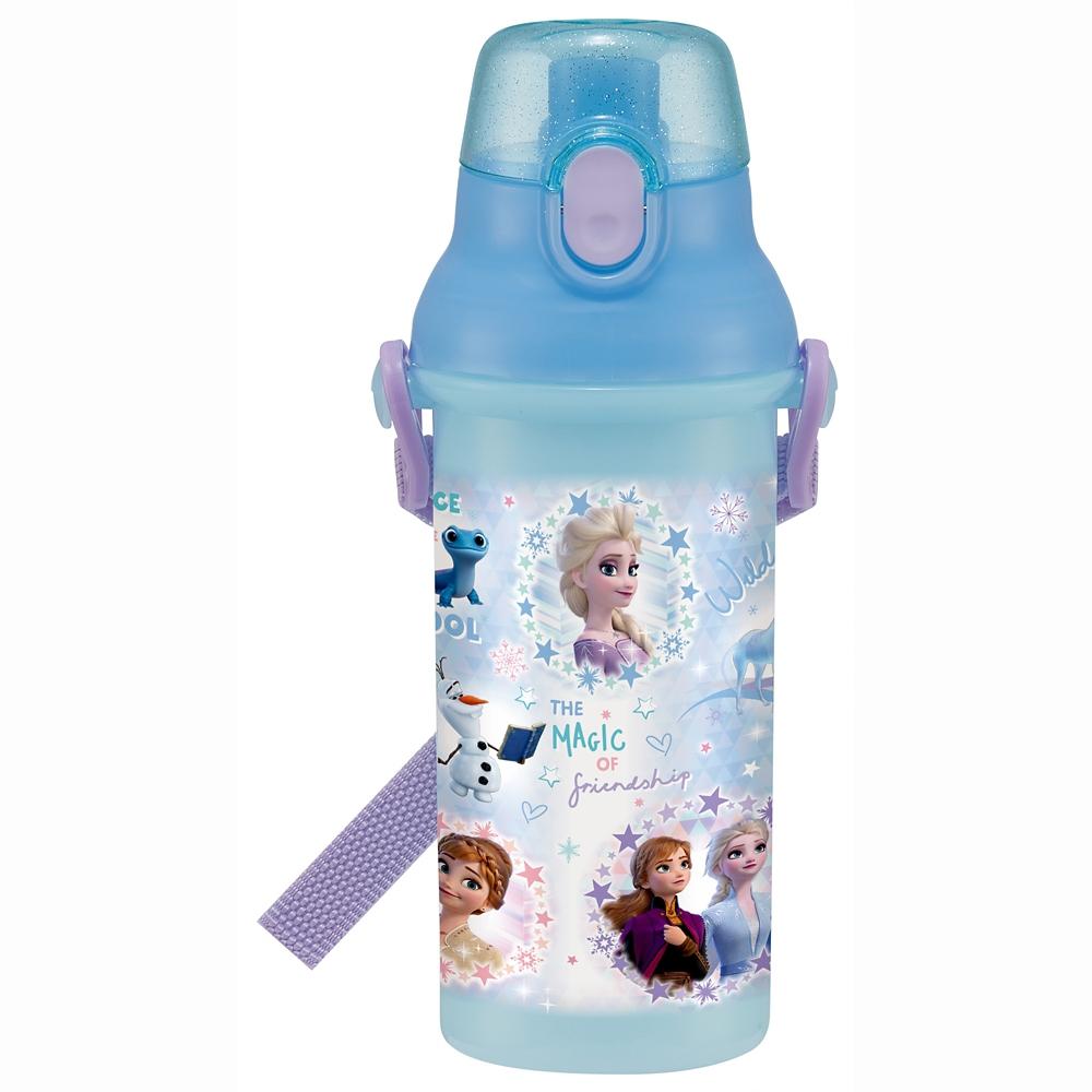 抗菌食洗機対応直飲みワンタッチボトル[480ml] アナと雪の女王 22 PSB5SANAG