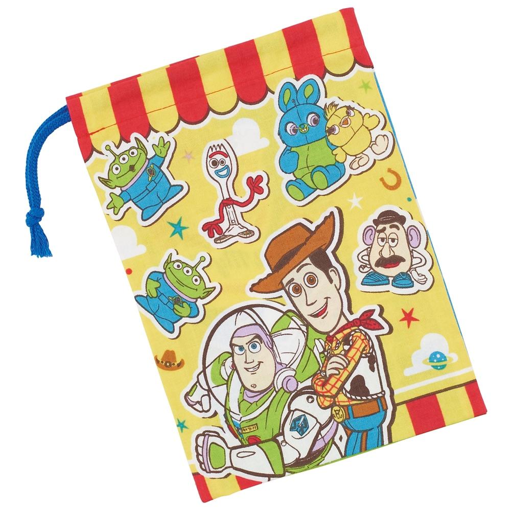 歯ブラシホルダー付コップ袋 トイ・ストーリー 22 KB62