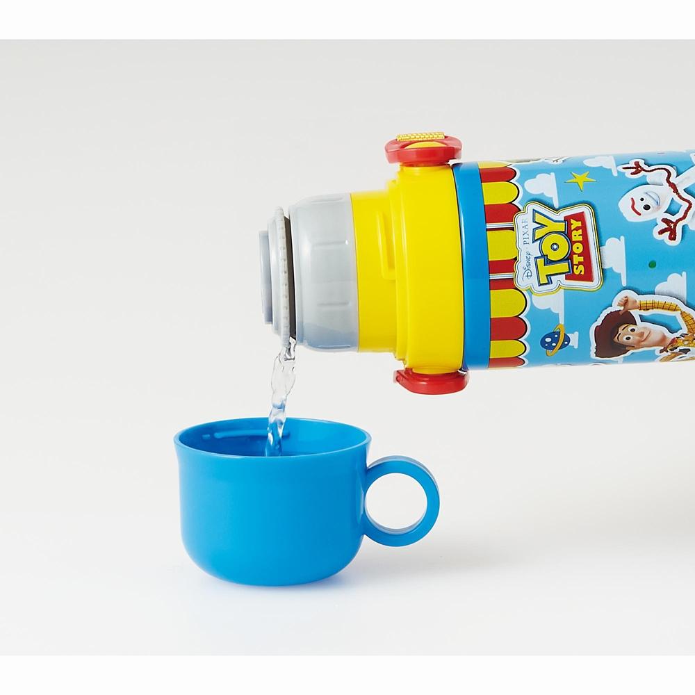 キャップを替えて使い方2通り2WAYステンレスボトル[570-580ml] トイ・ストーリー 22 SKDC6