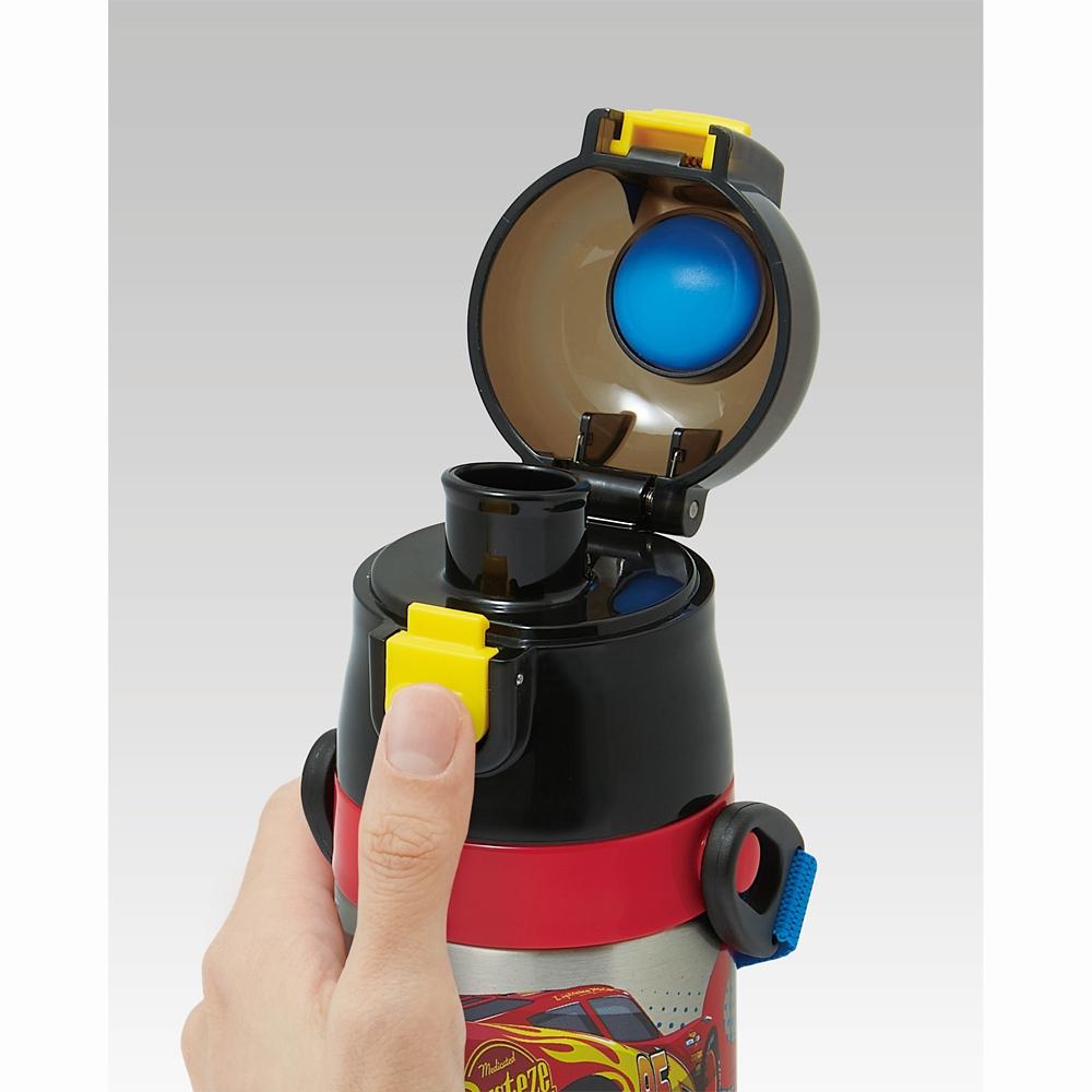 ロック付きワンプッシュダイレクトステンレスボトル470ml カーズ 22 SDC4