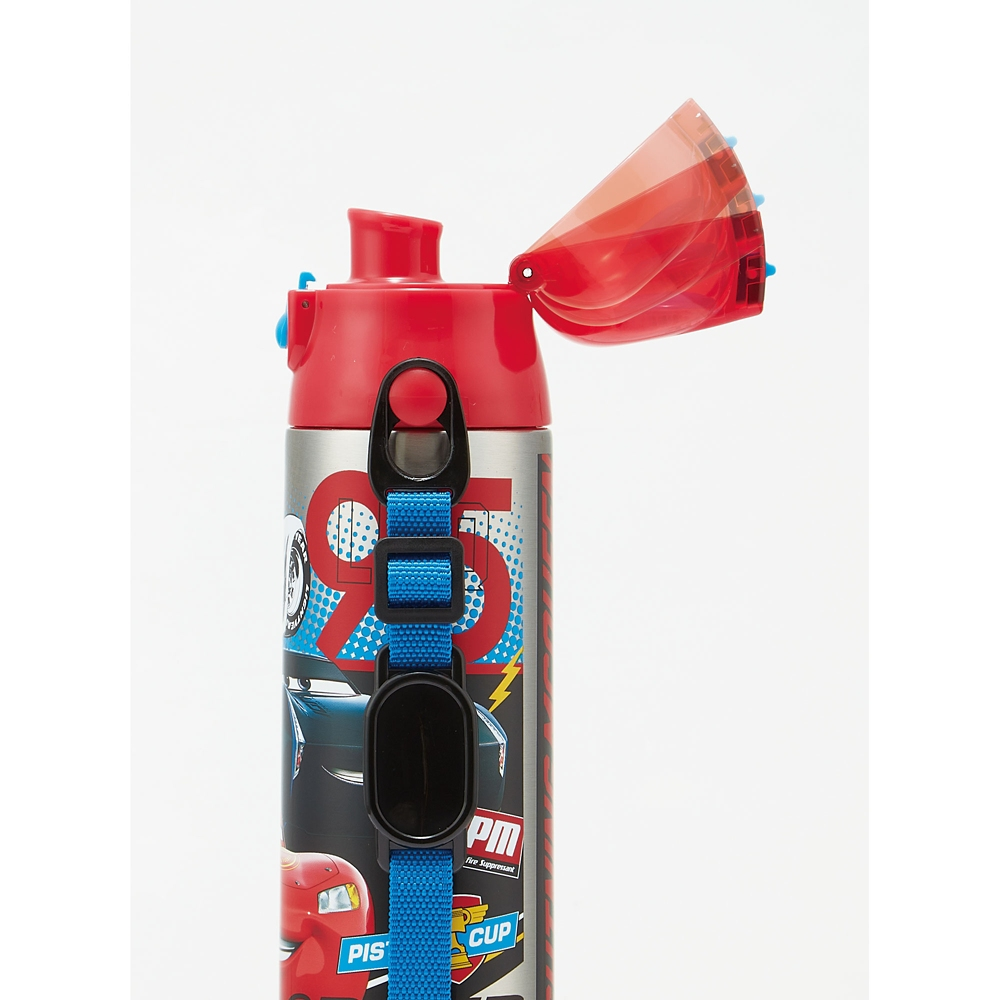 カーズ 22 ロック付き ワンプッシュ ダイレクトステンレスボトル[580ml]超軽量コンパクトタイプ SDC6N