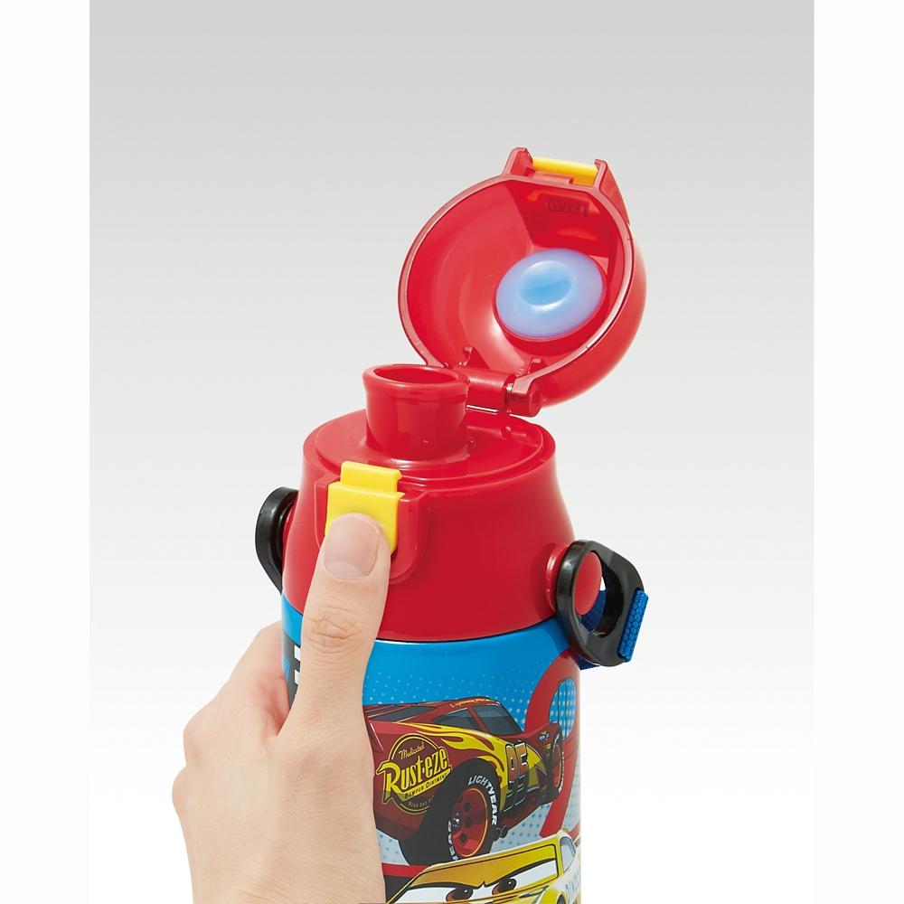 キャップを替えて使い方2通り2WAYステンレスボトル[570-580ml] カーズ 22 SKDC6