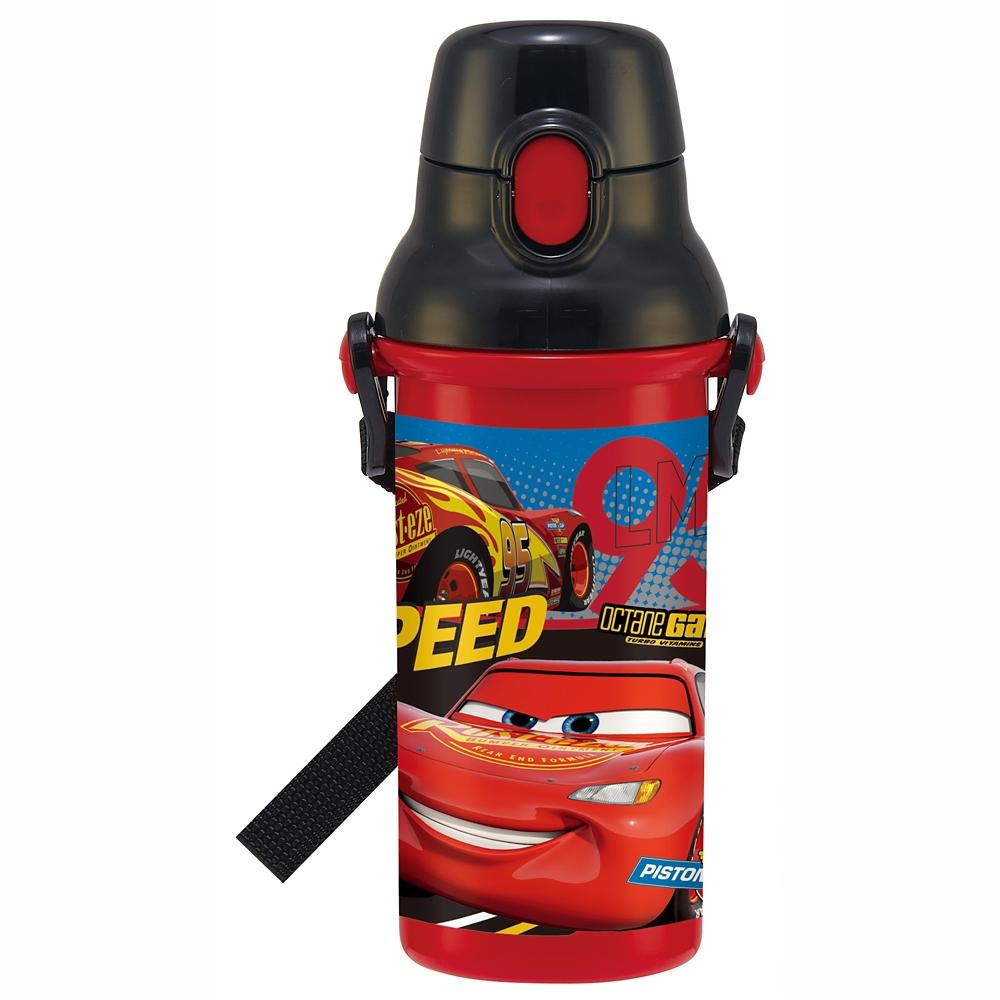抗菌食洗機対応直飲みワンタッチボトル[480ml] カーズ 22 PSB5SANAG