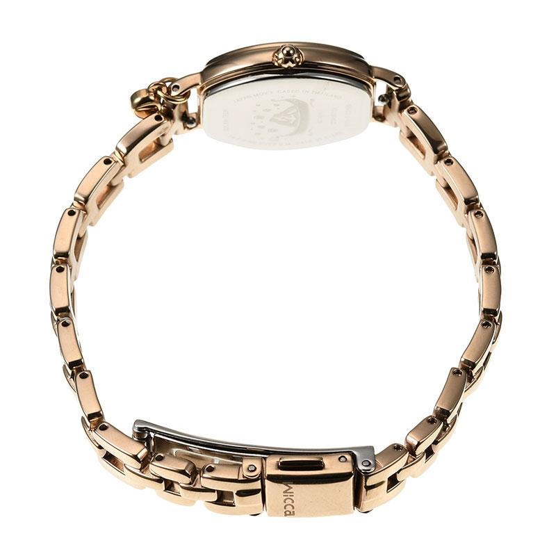 【WICCA】ラプンツェル 腕時計・ウォッチ ゴールド