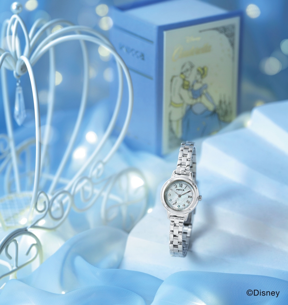 【wicca】シンデレラ 腕時計・ウォッチ