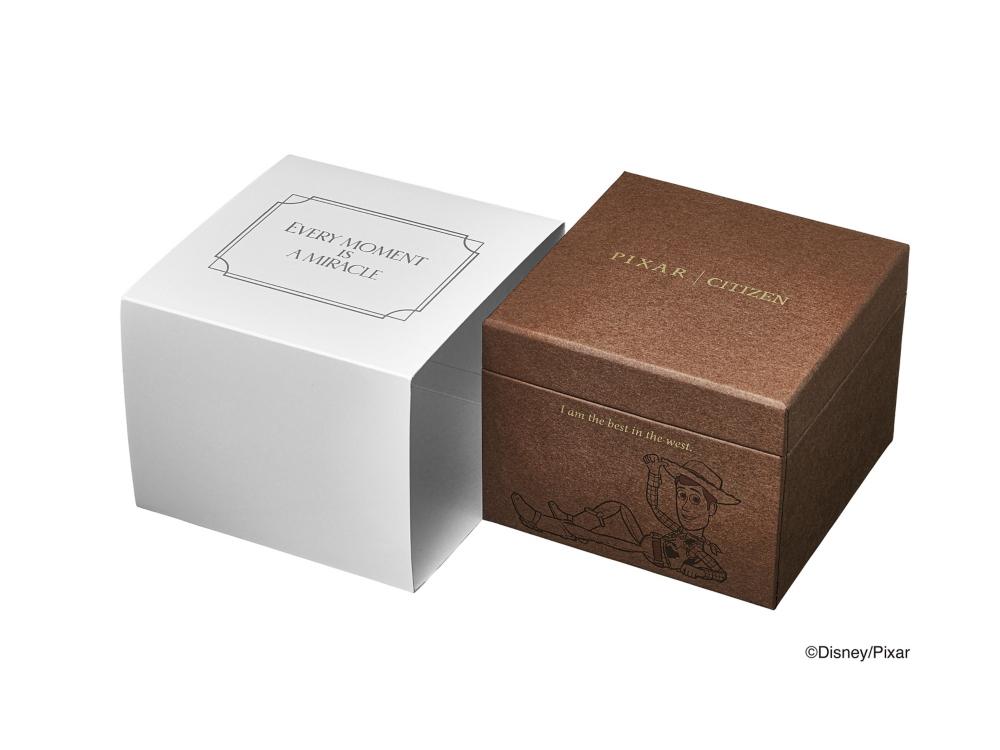 【予約商品】シチズンコレクション トイ・ストーリー ウッディ BU4042-09A