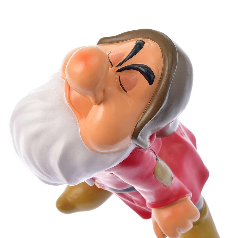 【タカショー】おこりんぼ ガーデンスタチュー 白雪姫