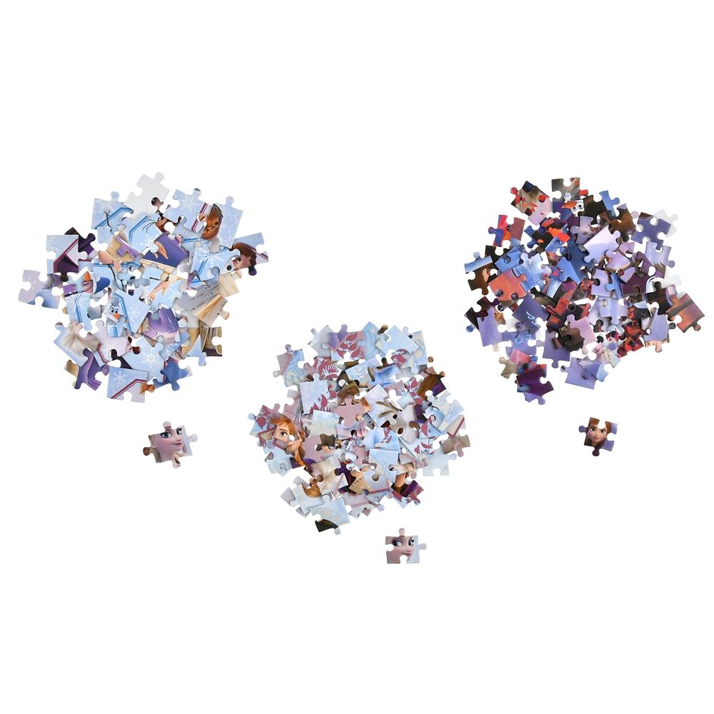 アナと雪の女王2 はじめてのジグソーパズル ステップ2