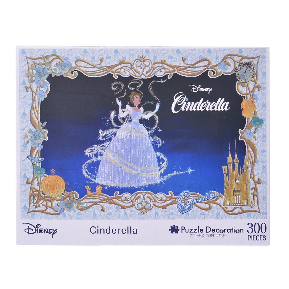 シンデレラ パズルデコレーション 300ピース Cinderella
