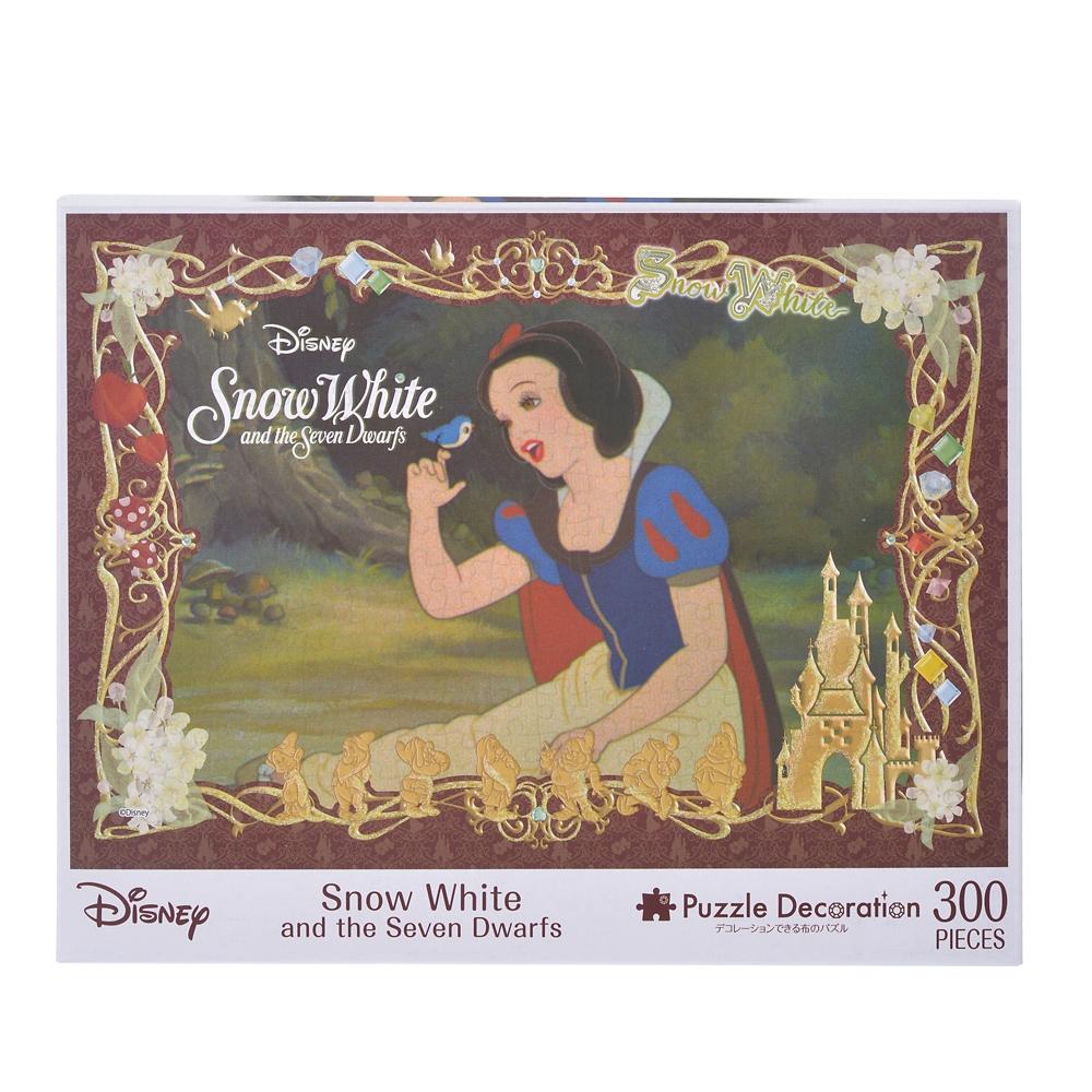 白雪姫 パズルデコレーション 300ピース Snow White and the Seven Dwarfs
