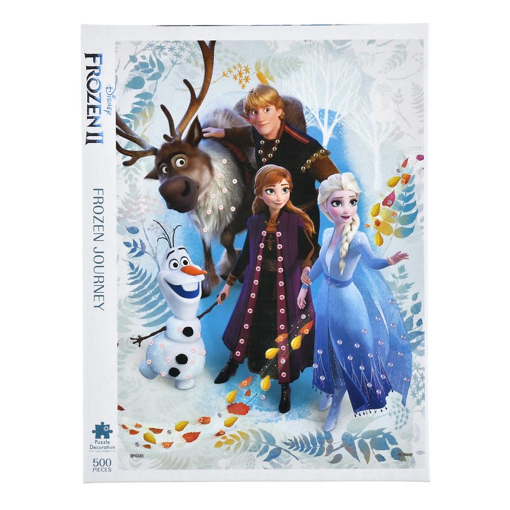 アナと雪の女王2 パズルデコレーション 500ピース Frozen Journey