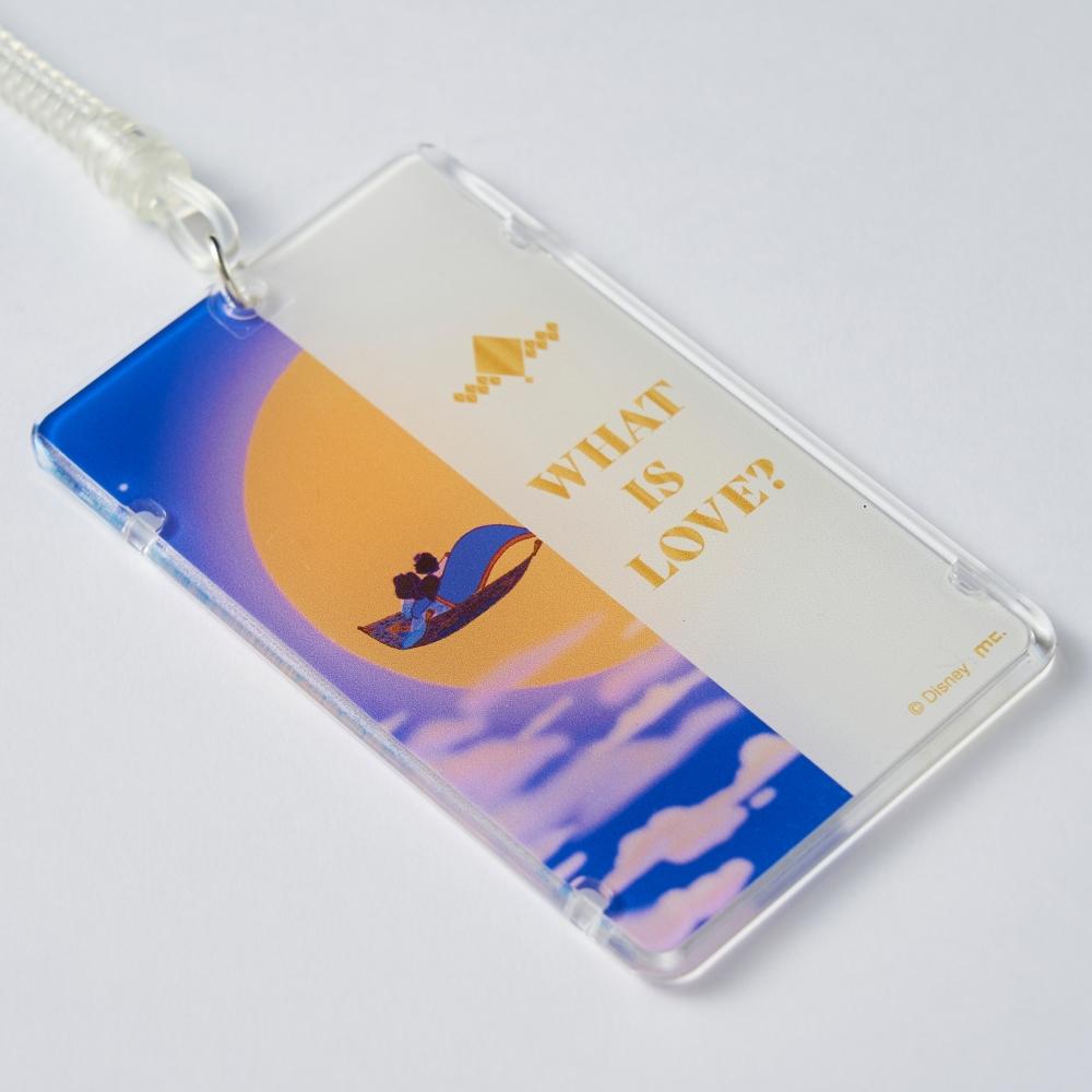 ジャスミン ICカードケース