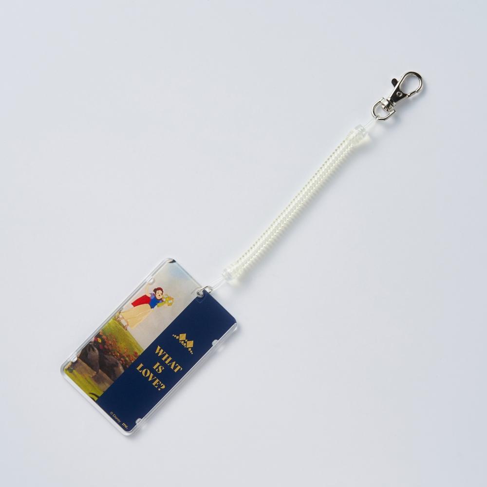 白雪姫 ICカードケース