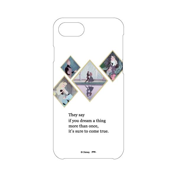 オーロラ iPhoneケース(7/8/SE)