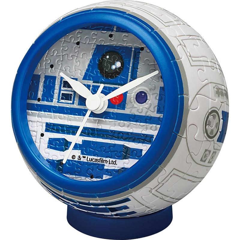 パズルクロック スター・ウォーズ R2-D2