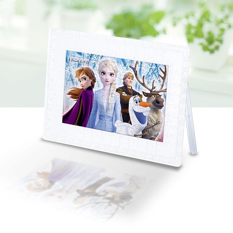 アナと雪の女王2クリアスタンドパズル