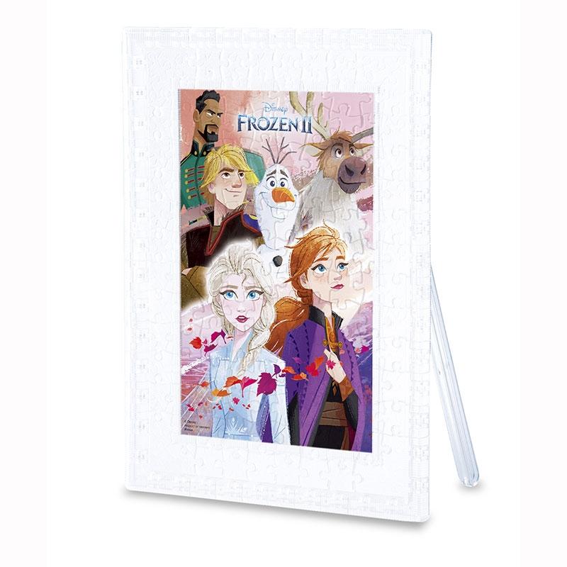 アナと雪の女王2クリアスタンドパズル 新たな旅の始まり