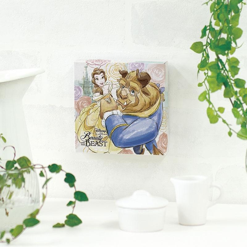 美女と野獣 キャンバスパズル ビューティフル・ローズ