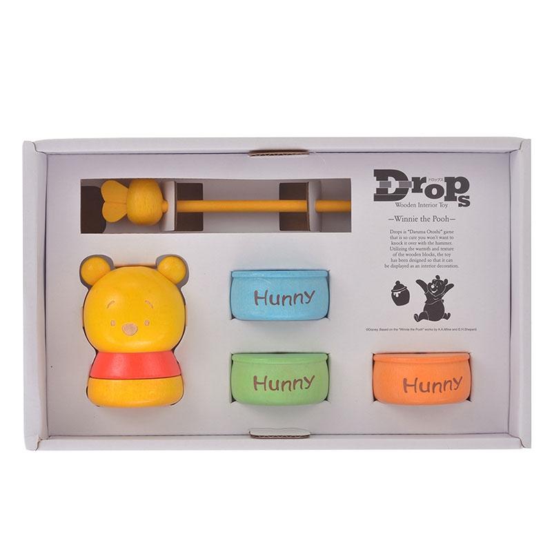 おもちゃ ドロップス プーさん