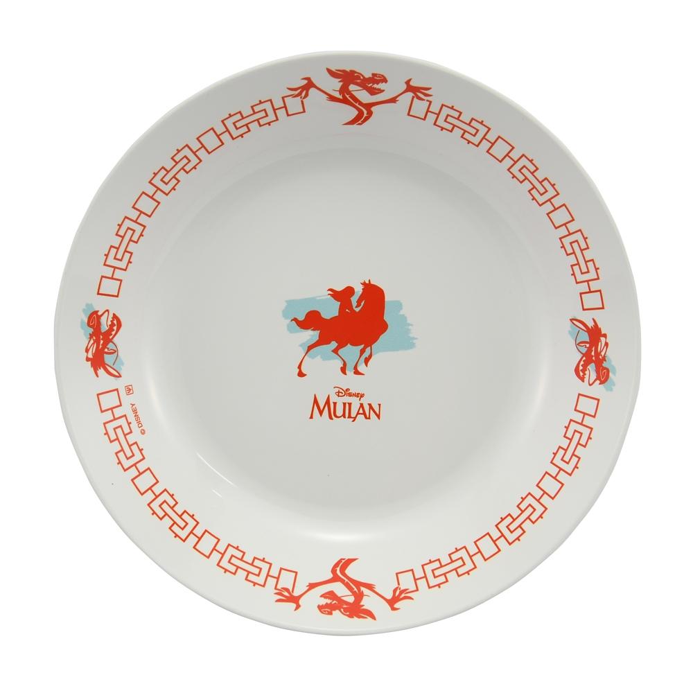 中華風皿 (ムーラン) Φ180mm