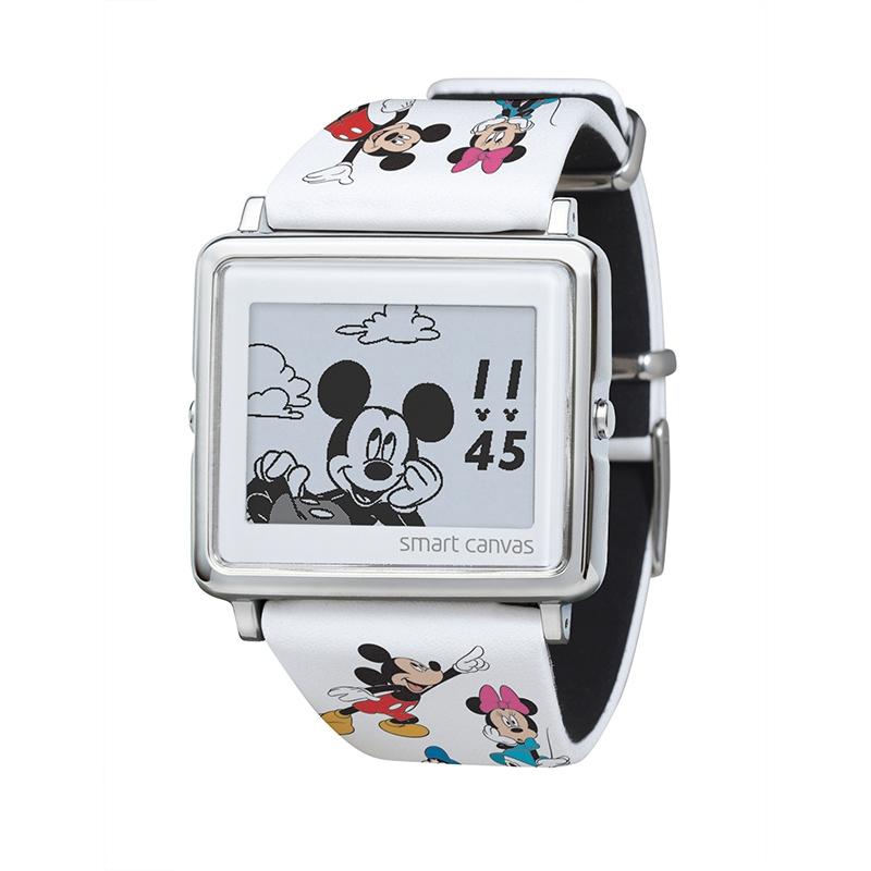 【smart canvas】腕時計・ウォッチ ミッキー&フレンズ