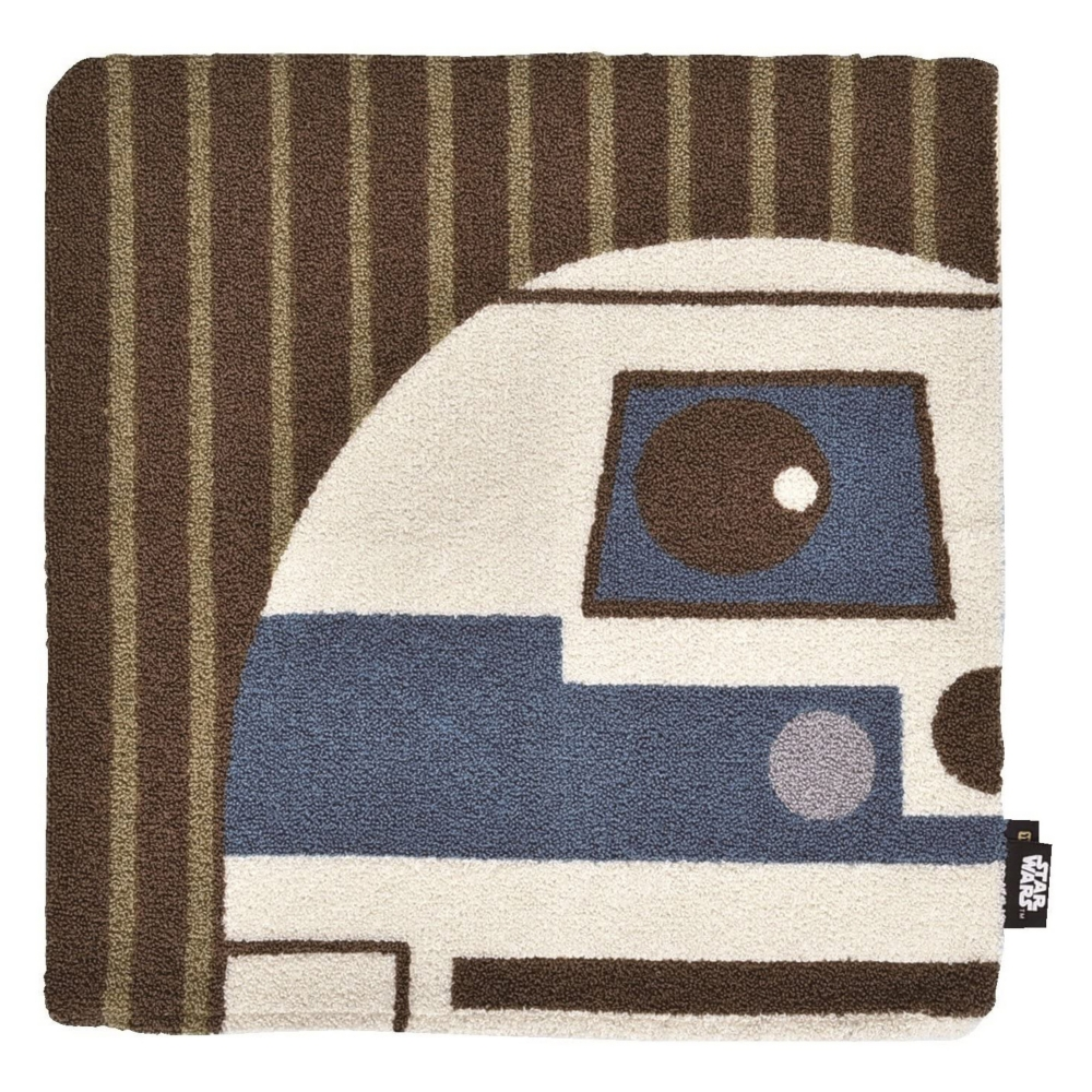 スター・ウォーズ R2-D2 クッション ルックドロイド