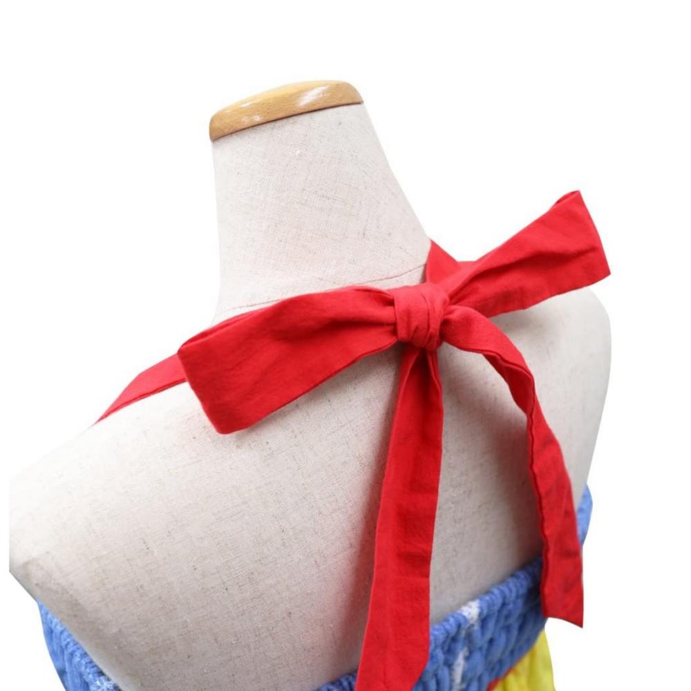 白雪姫 バスドレス ドレススノー