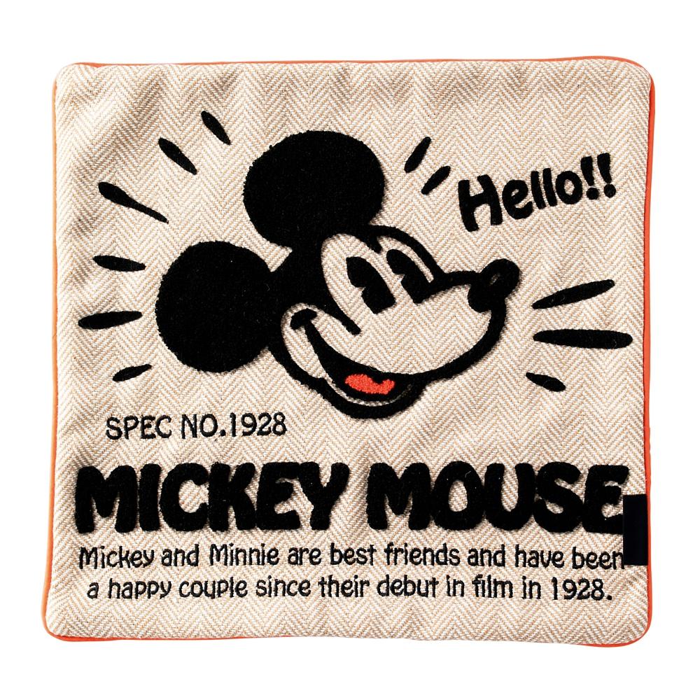 ミッキーマウス クッション オールド