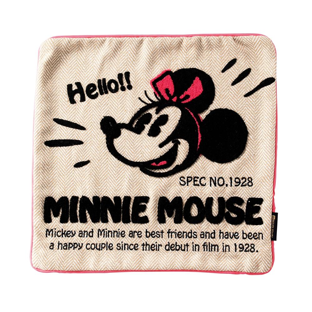 ミニーマウス クッション オールド