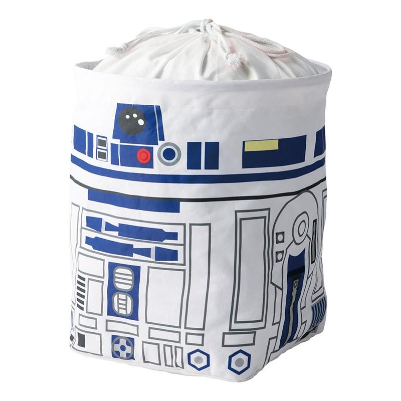 ランドリーバッグ スター・ウォーズ R2-D2