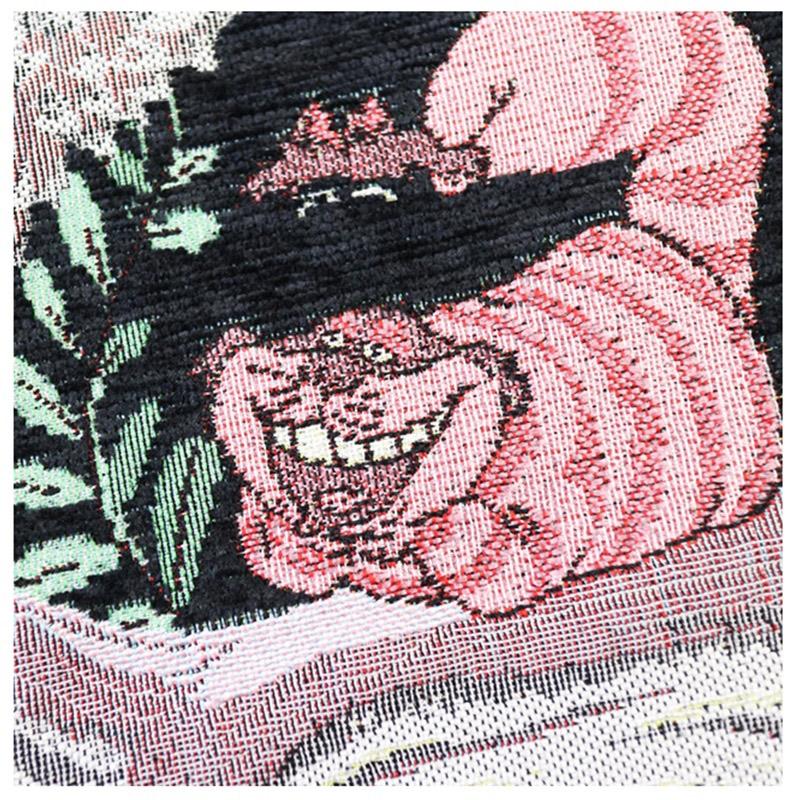 チェシャ猫 トートバッグ ノワールフォレスト ふしぎの国のアリス