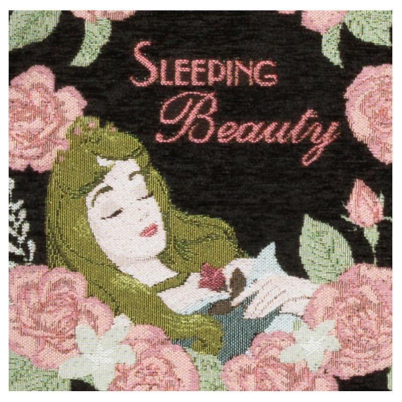 オーロラ姫 トートバッグ ノワールロゼ 眠れる森の美女