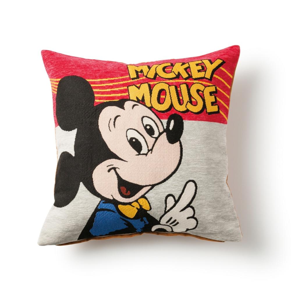 ミッキーマウス クッション ピックアップ