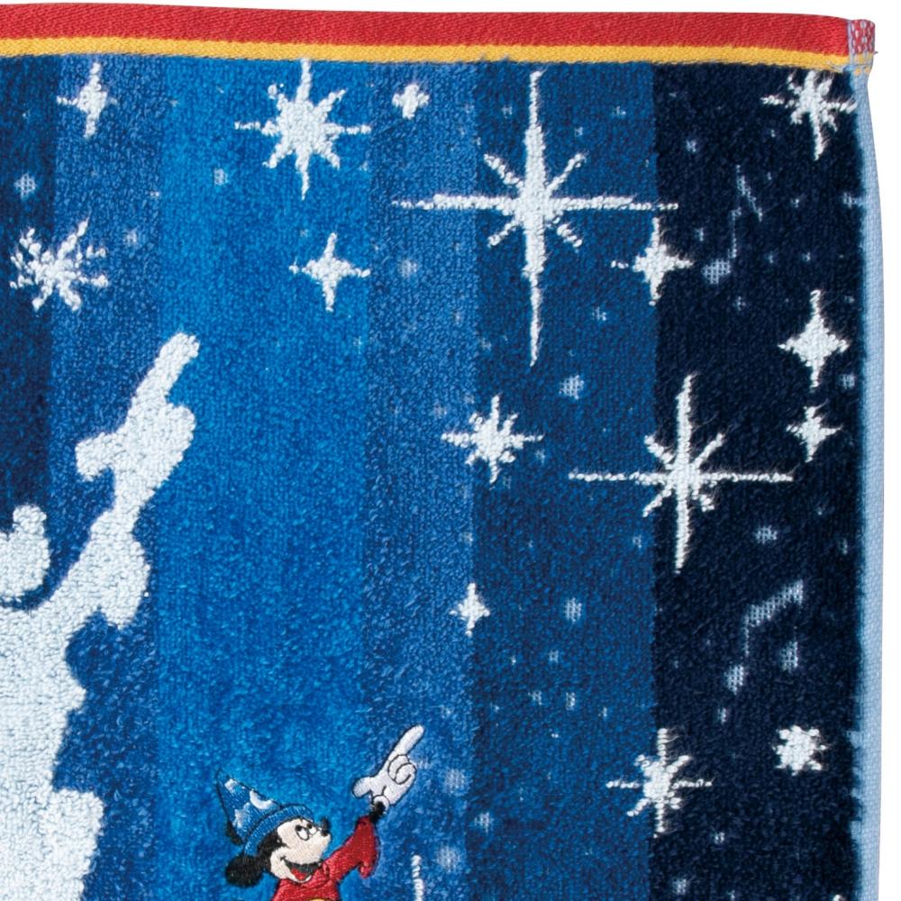 ミッキーマウス ファンタジア ウォッシュタオル 魔法のうず
