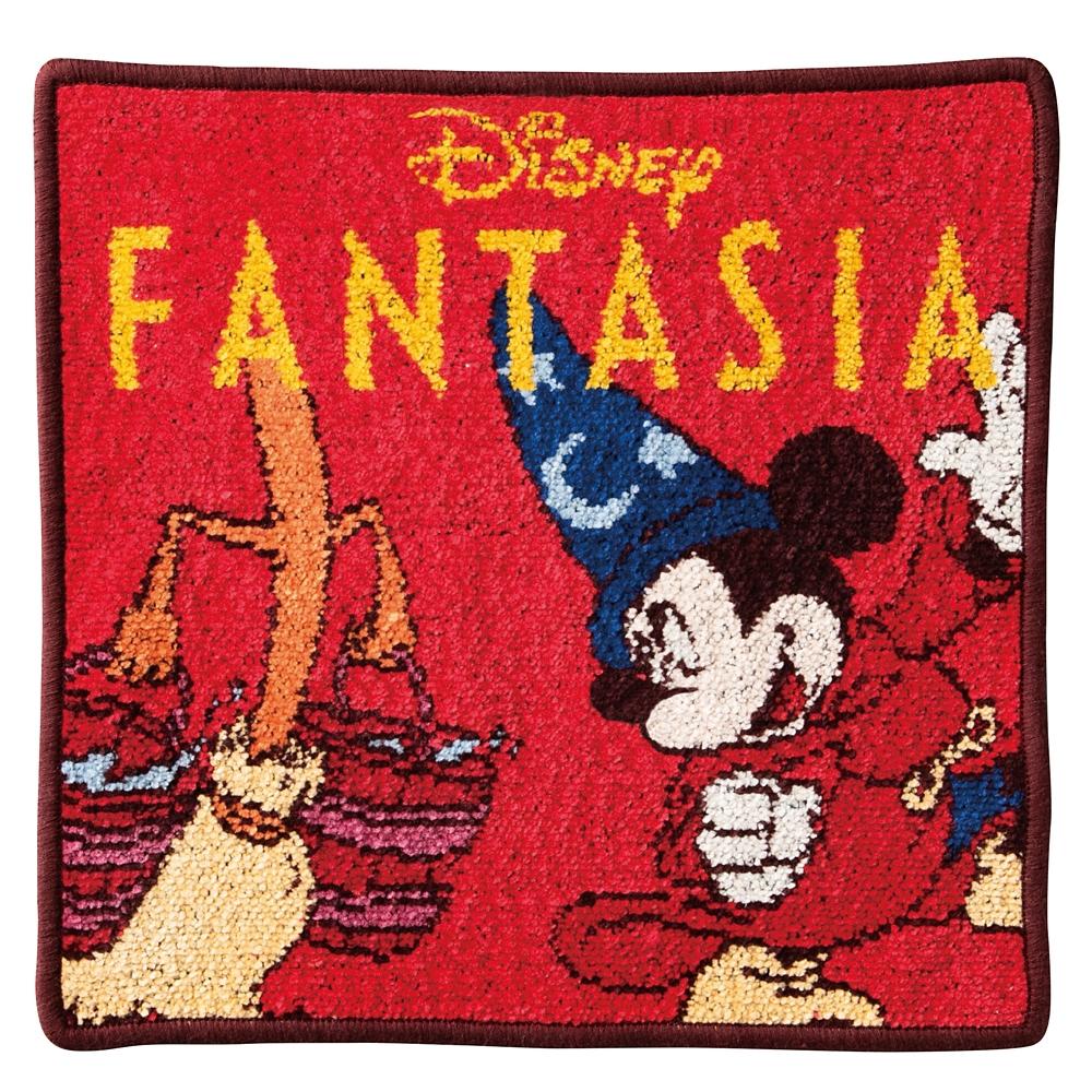 ミッキー ミニタオル ほうきの召使い ディズニーファンタジア