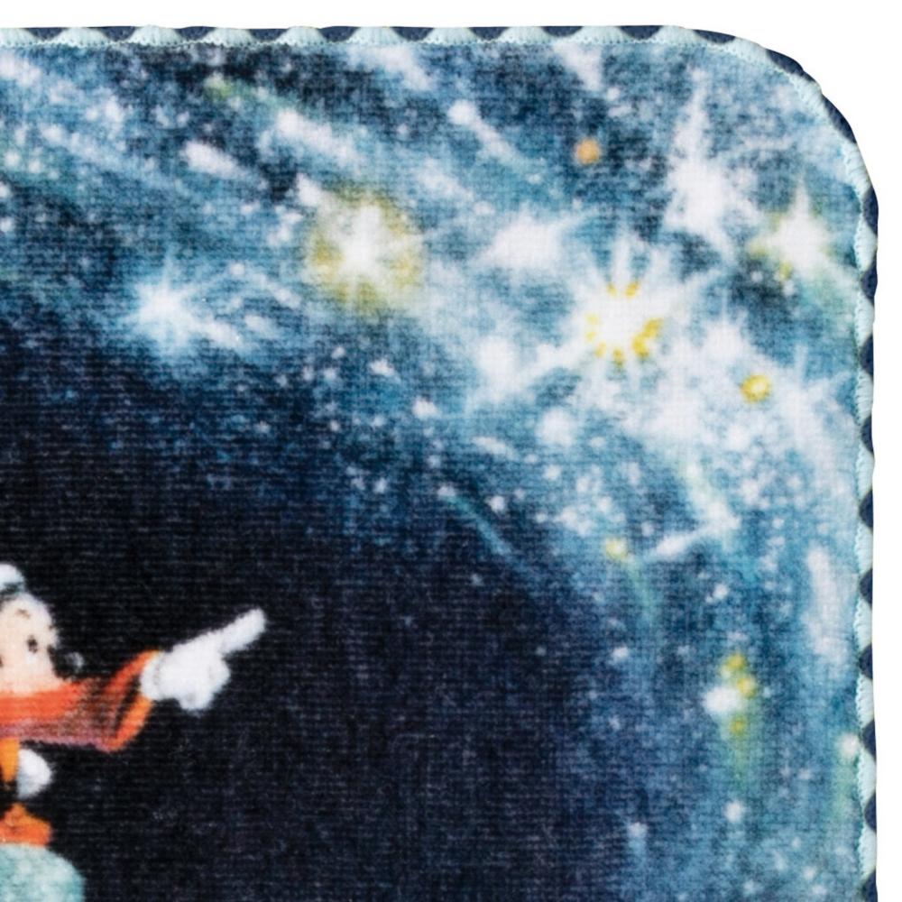 ミッキーマウス ファンタジア ミニタオル 魔法使いの弟子