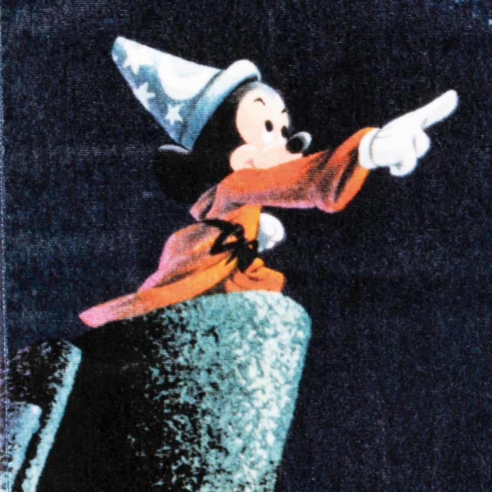 ミッキーマウス ファンタジア フェイスタオル 魔法使いの弟子