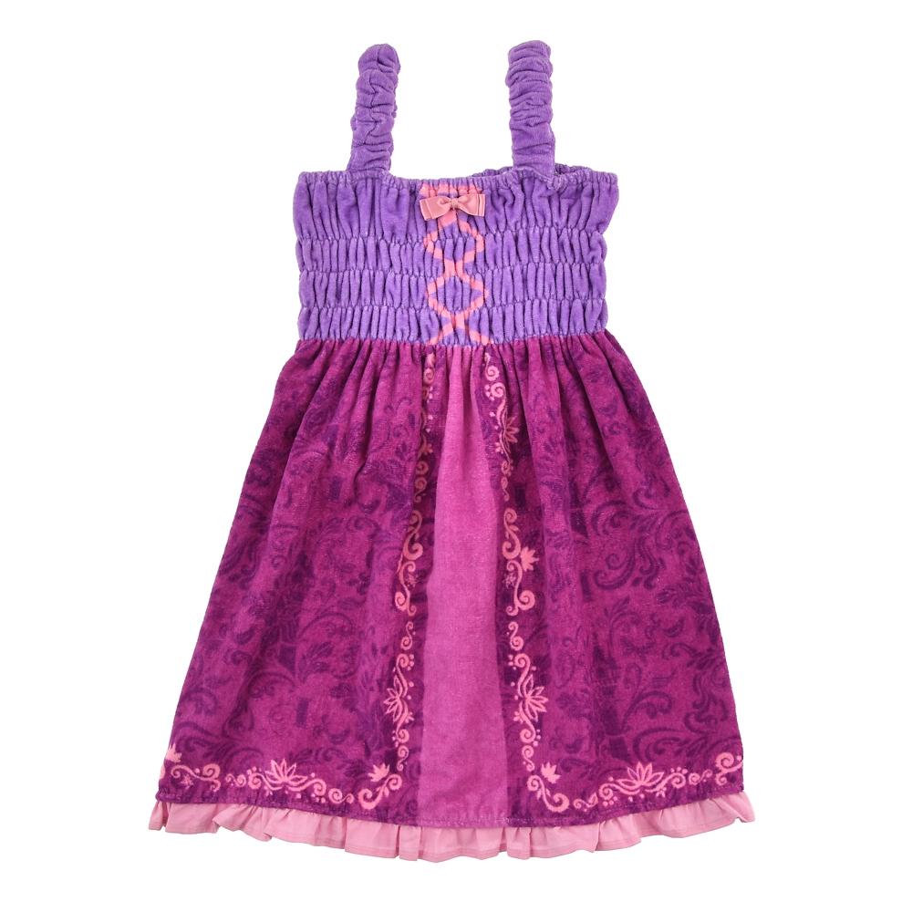 ラプンツェル キッズ用バスドレス プチドレス