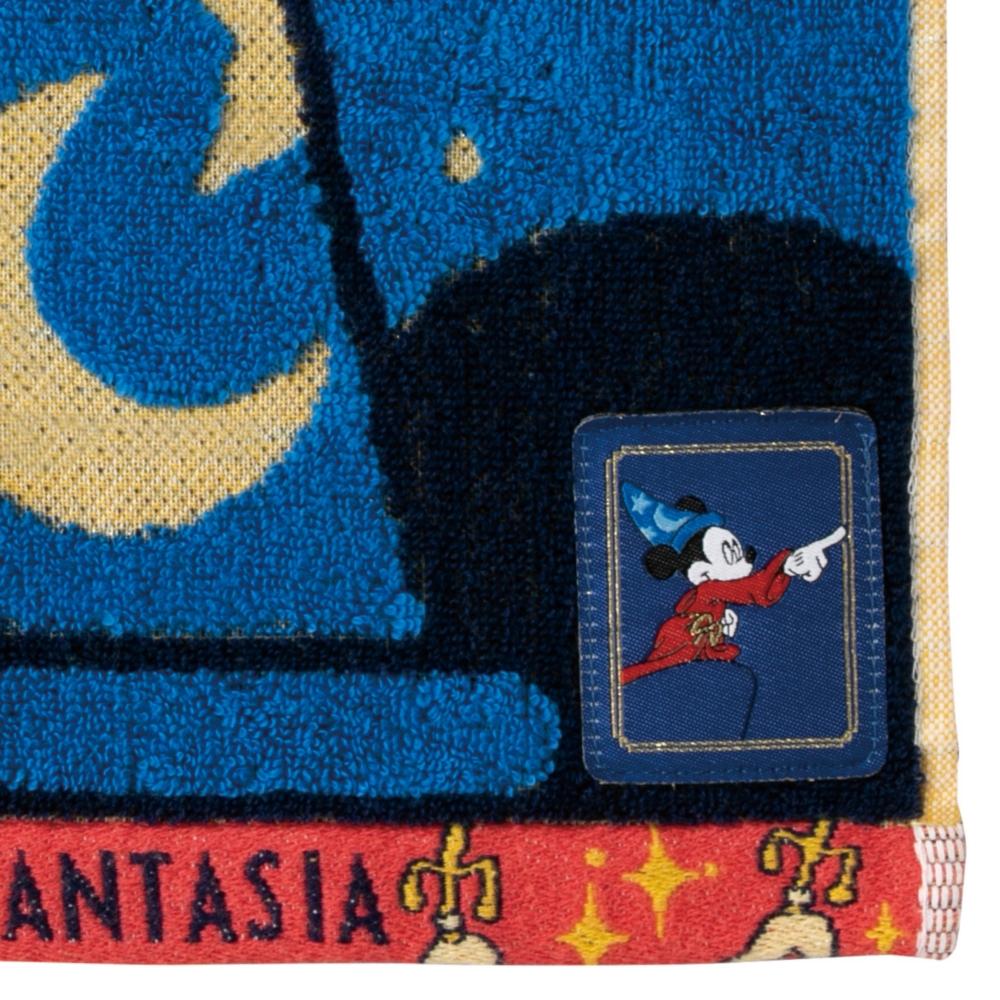 ミッキーマウス ファンタジア ミニタオル 魔法の帽子