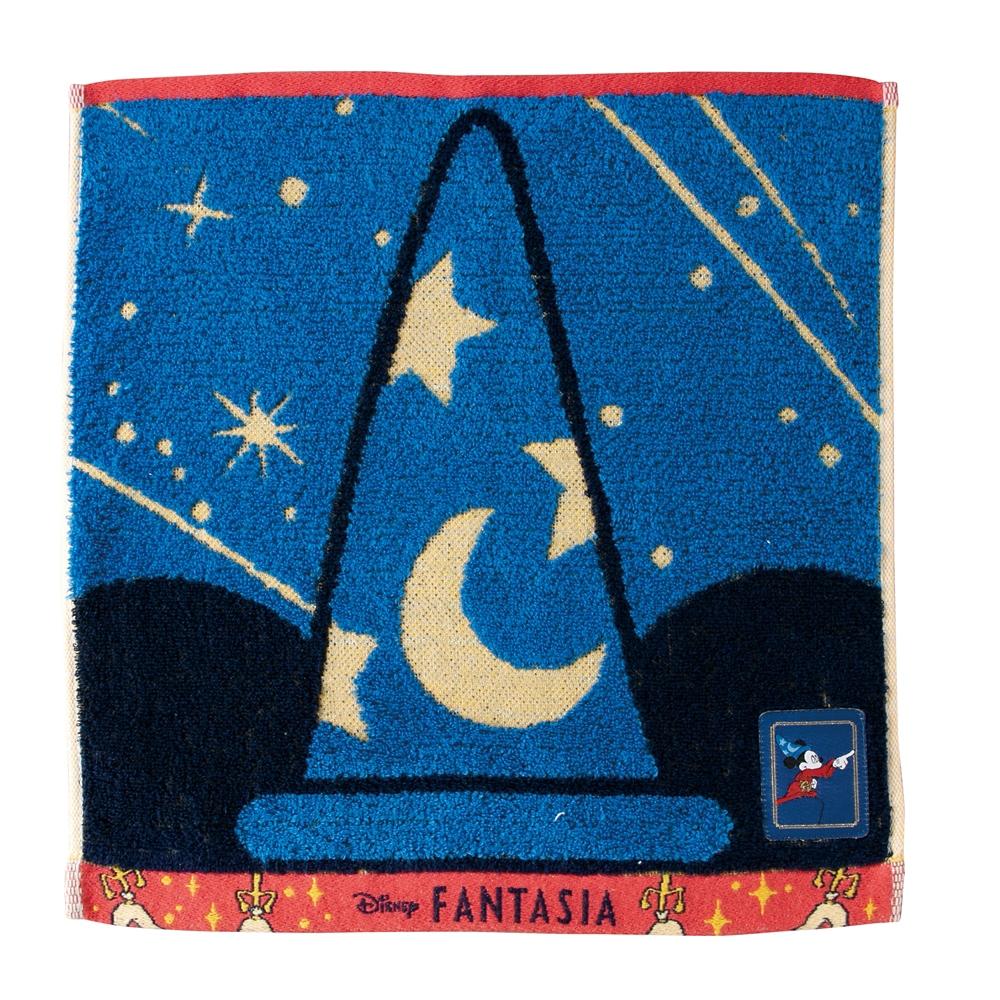 ミッキーマウス ファンタジア ウォッシュタオル 魔法の帽子