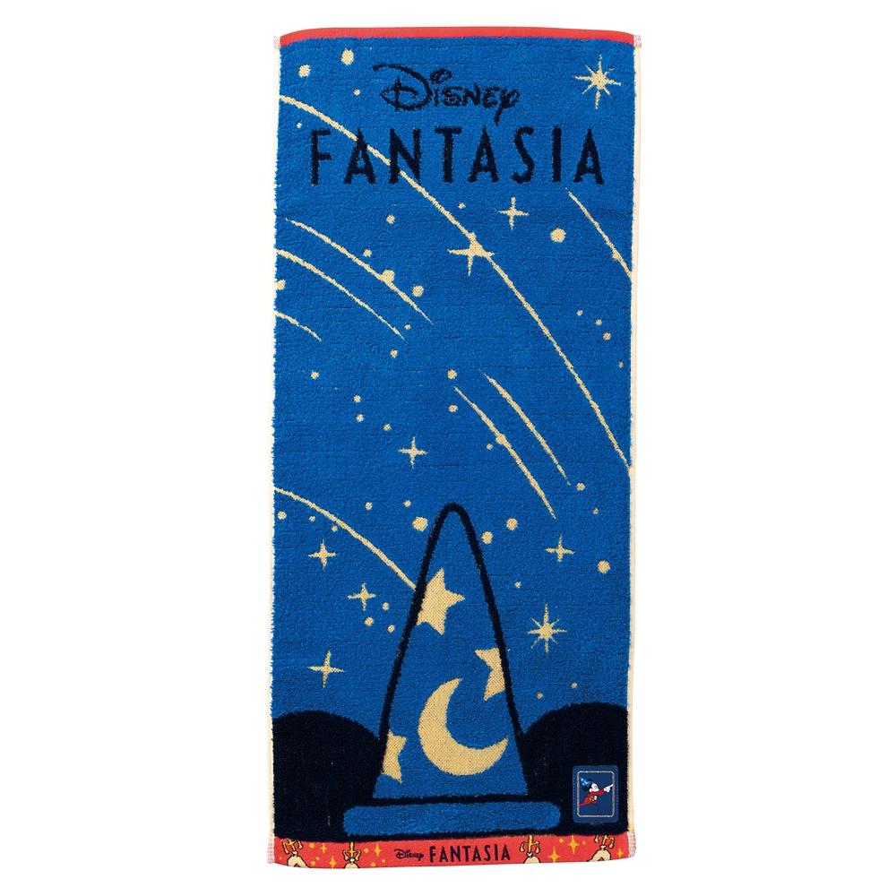 ミッキーマウス ファンタジア フェイスタオル 魔法の帽子