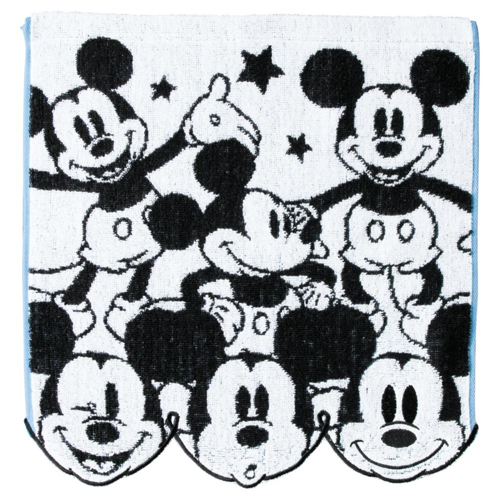 ミッキーマウス ウォッシュタオル クールフェイス