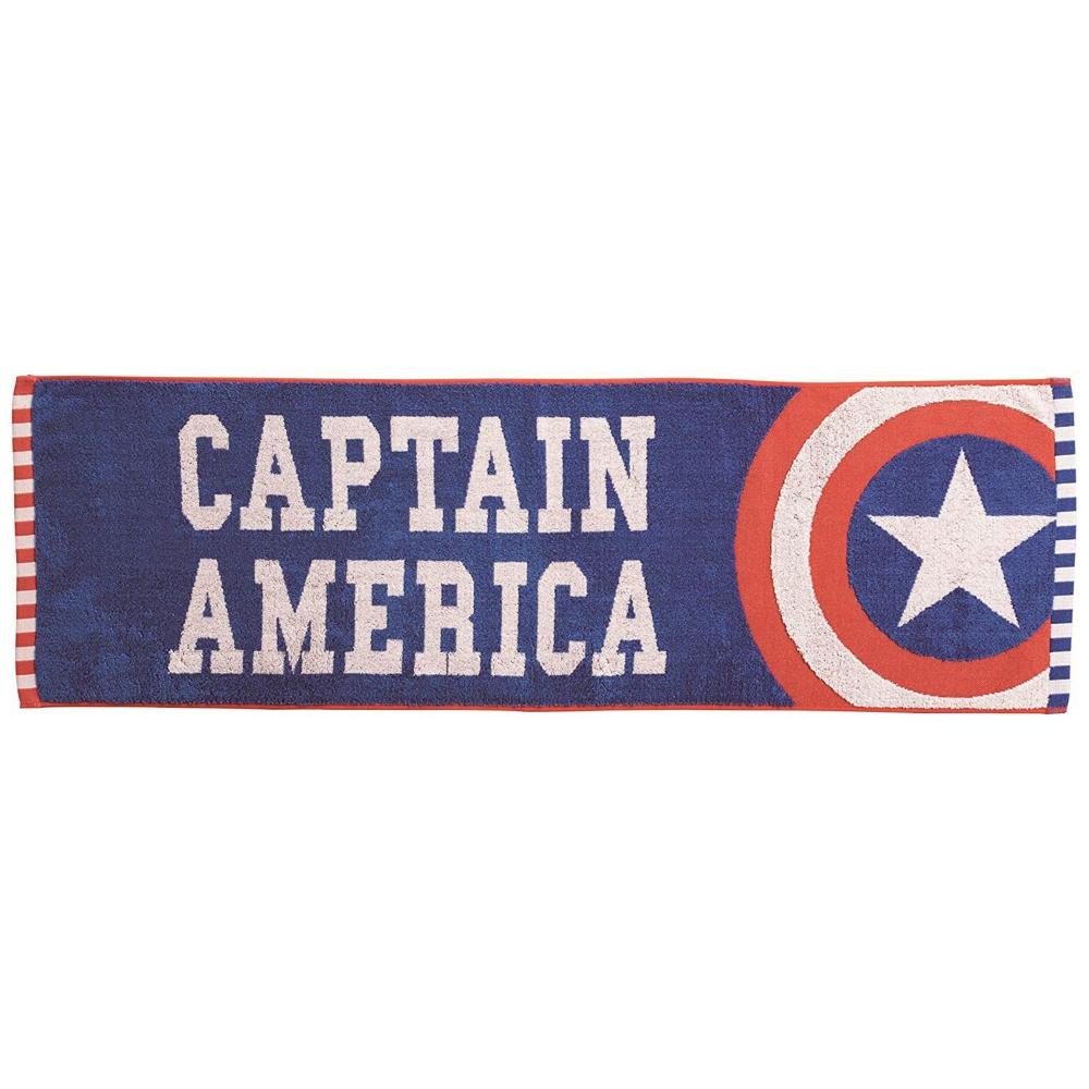 マーベル キャプテン・アメリカ スポーツタオル シールド